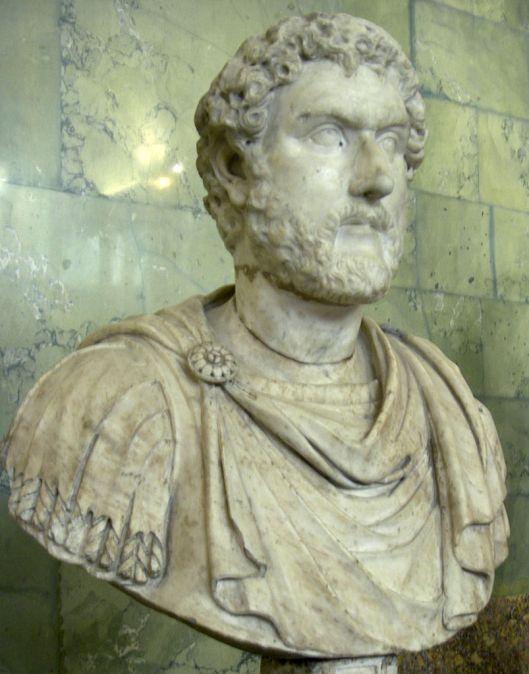 A Portrait of Antonius Pius (Hermitage). Image attribution to George Shuklin (via wikimedia commons)